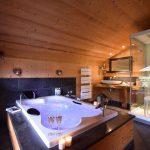 Cottage La Linotte - badkamer