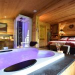 Cottage La Linotte - bubbelbad