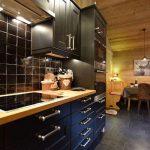 Cottage La Linotte - keuken