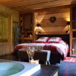Cottage La Linotte - slaapkamer
