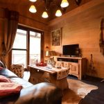 Cottage La Linotte - woonkamer