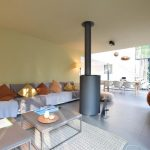 Vakantiehuis Brunelles - woonkamer