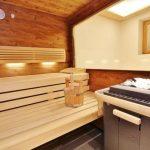 Vakantiehuis Krüger - sauna