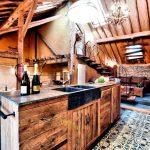 Vakantiehuis La Merveille - keuken