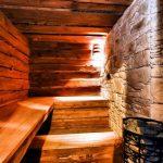 Vakantiehuis La Merveille - sauna
