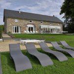Vakantiehuis La Pellegrine - tuin zomer