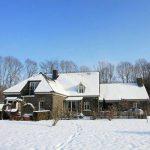 Vakantiehuis Le Cottage de Paliseul - vakantiehuis winter