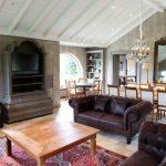Vakantiehuis Le Cottage de Paliseul - woonkamer