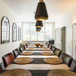 Vakantiehuis Les Cygnes Noirs - eetkamer