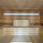 Vakantiehuis Les Cygnes Noirs - sauna