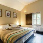 Vakantiehuis Les Cygnes Noirs - slaapkamer