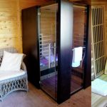 Vakantiehuis Villa Deman - sauna