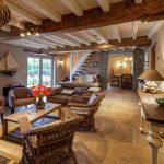 Vakantiehuis Villa Deman - woonkamer
