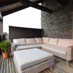 Vakantiehuis Villa Kristof - balkon