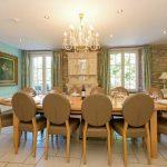 Vakantiehuis Villa Stevart - eetkamer