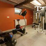 Vakantiehuis Villa Stevart - fitnessruimte