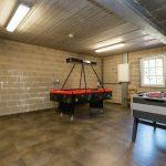 Vakantiehuis Villa Stevart - recreatieruimte