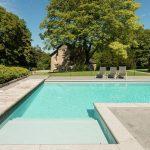 Vakantiehuis Villa Stevart - zwembad