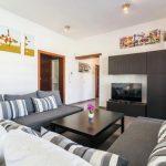Vakantiehuis Can Parreta - woonkamer
