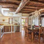 Vakantiehuis Can Puerto del Sol - keuken