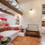Vakantiehuis Can Puerto del Sol - woonkamer