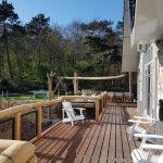 Vakantiehuis Duinvilla Noordwijk - balkon