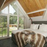 Vakantiehuis Duinvilla Noordwijk - slaapkamer