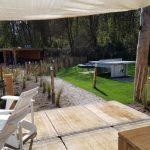 Vakantiehuis Duinvilla Noordwijk - tuin