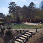Vakantiehuis Duinvilla Noordwijk - zwemvijver