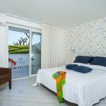 Villa Blumarine - slaapkamer