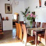 Villa Can Elisa - eetkamer