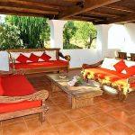 Villa Can Elisa - terras