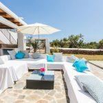 Villa Can Sky Love - ligbedden zwembad