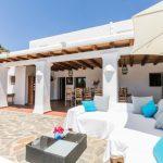 Villa Can Sky Love - veranda