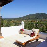 Villa Can Xumeu - balkon