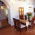 Villa Can Xumeu - eetkamer