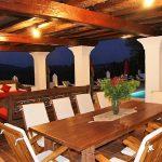 Villa Can Xumeu - terras