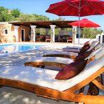 Villa Can Xumeu - ligbedden zwembad