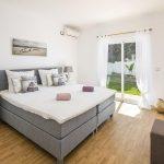 Villa de Canada - slaapkamer