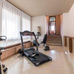 Villa Grazia - fitnessruimte