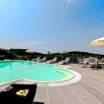 Villa Casale Vaticano - zwembad