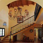 Villa Los Chaparros - entree