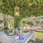 Villa Luca VT - tuin