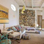 Villa Acquaro - woonkamer