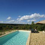 Villa Sainte Foy de Longas - zwembad