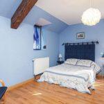 Vakantiehuis La Pouzaque - slaapkamer 1