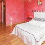 Vakantiehuis La Pouzaque - slaapkamer