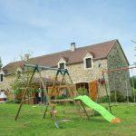 Vakantiehuis La Pouzaque - speelweide