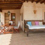 Villa El Sueño - veranda