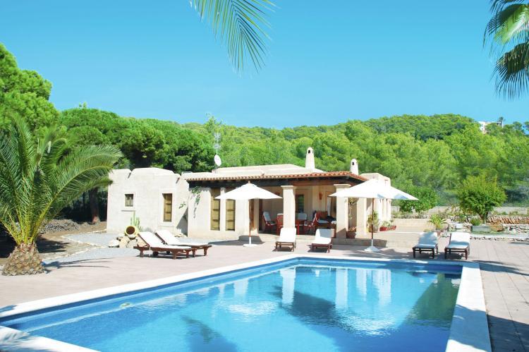 Luxe villa Ibiza